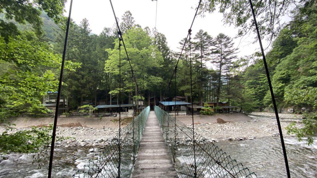 東キャンプ場
