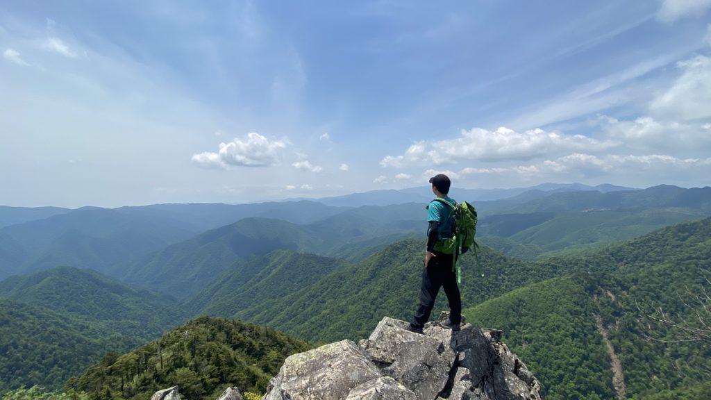 サオラ峠コース