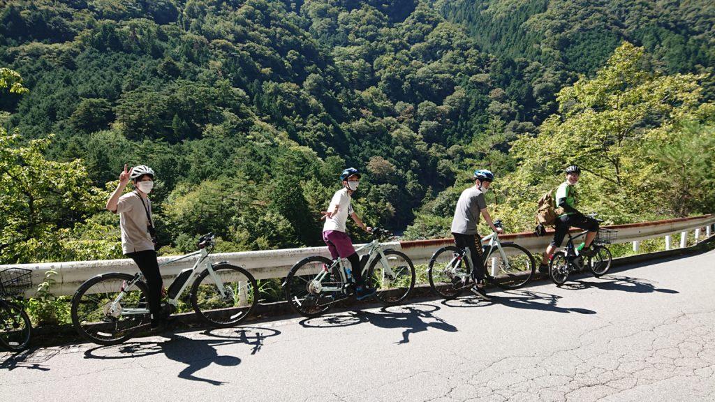 限定開催!E-BIKEで楽々!秩父多摩甲斐国立公園の紅葉をサイクリングで満喫!